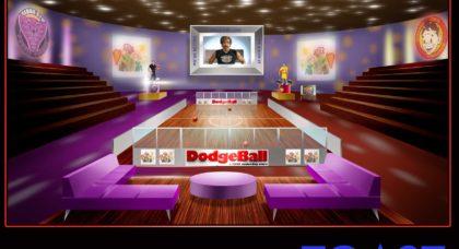 Dodgeball Rendering