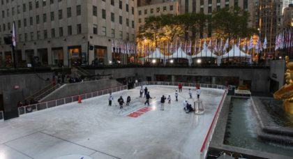 nyc rockefeller center event permit